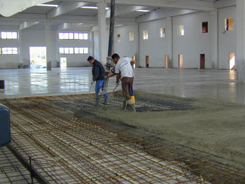 Civil Work Flooring
